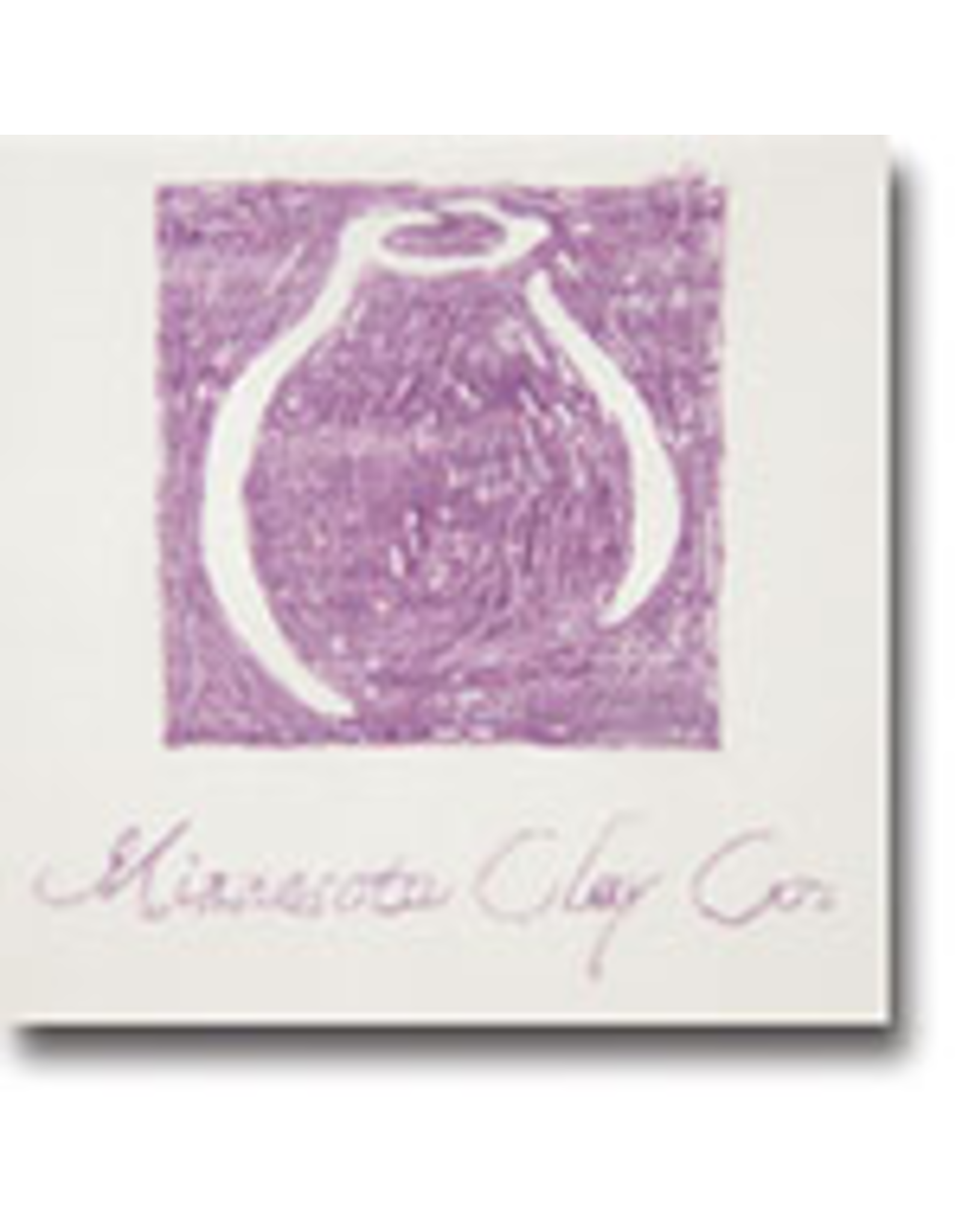 Minnesota clay Violet Graffito paper