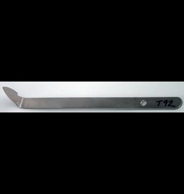 Steel Turning Tool (leaf)