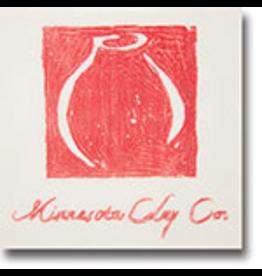 Minnesota clay Red Graffito paper