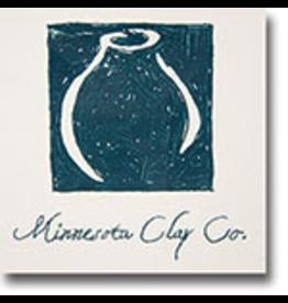 Minnesota clay Teal Graffito paper