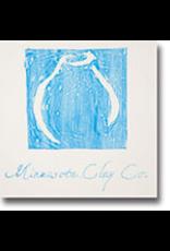 Minnesota clay Turquoise  Graffito paper