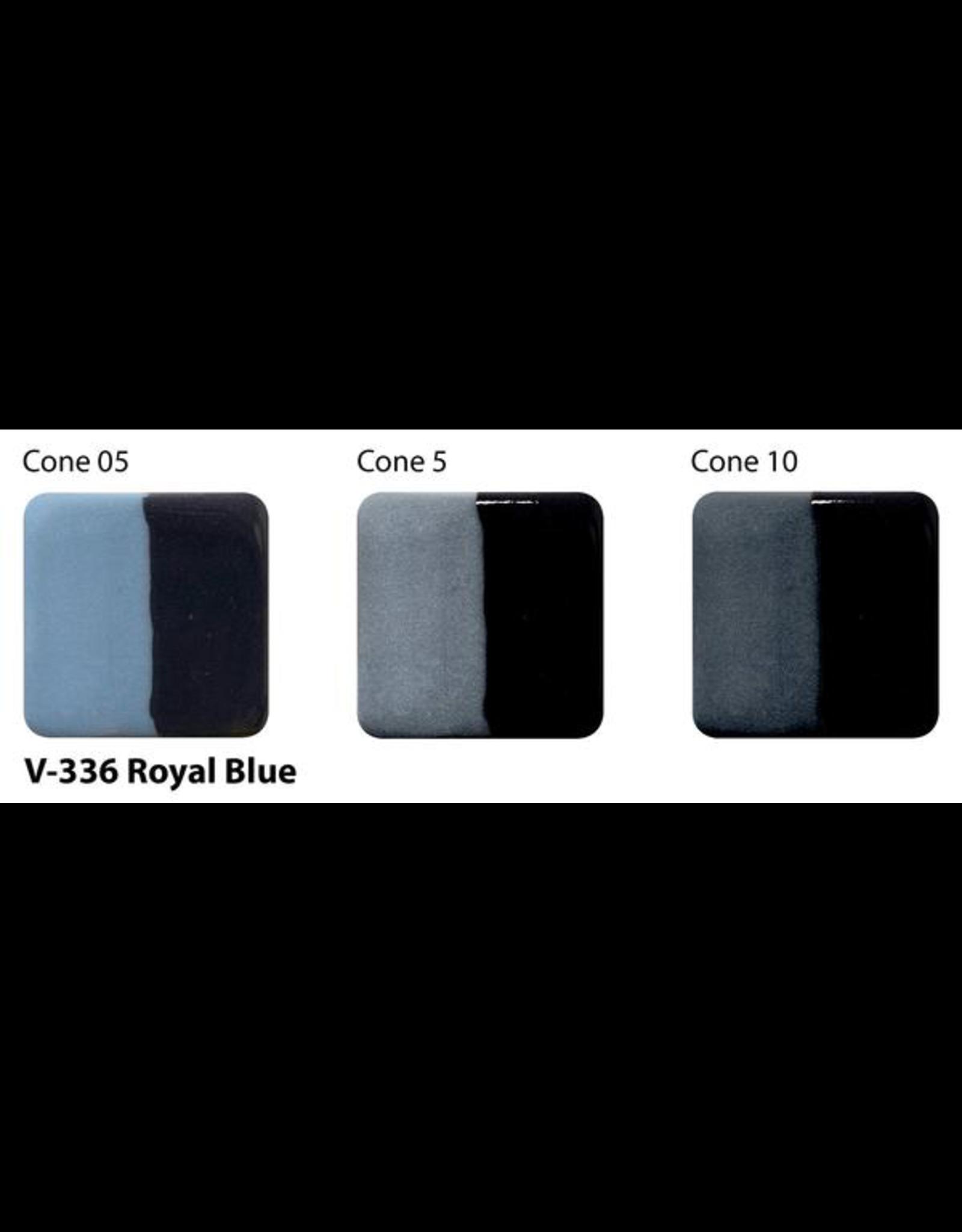 Amaco Royal Blue  Velvet underglaze 59ml