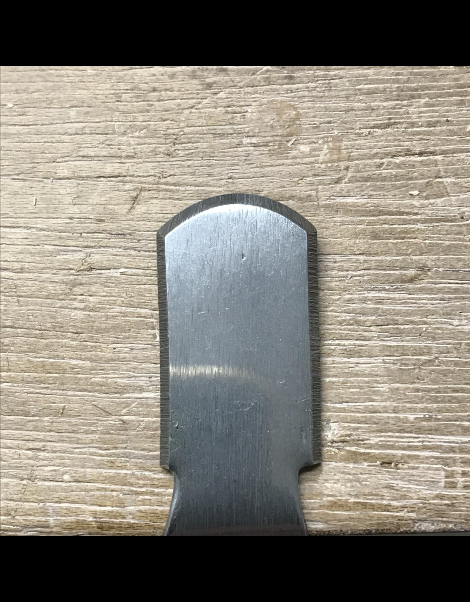 Large Steel Turning Tool (half round)