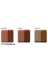 Amaco Red Brown Velvet underglaze 59ml