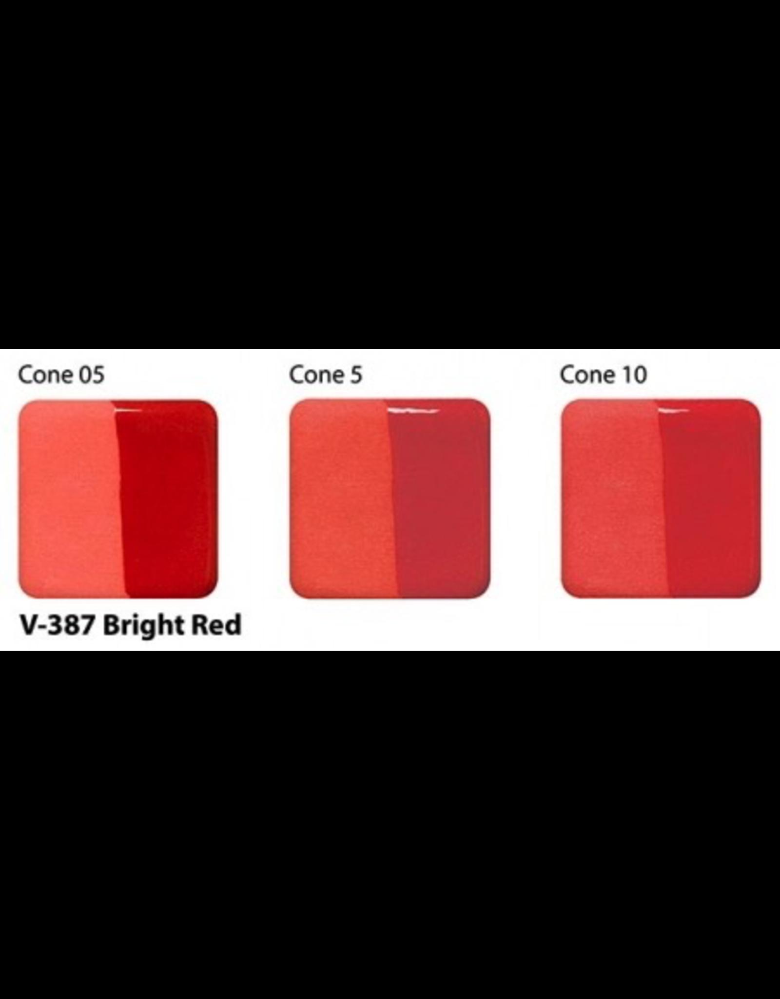 Amaco Radiant Red  Velvet underglaze 59ml