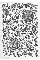 Sanbao Flower decal 07