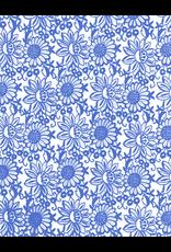 Sanbao Flower decal 15