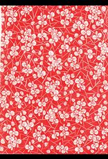 Sanbao Cherry flower decal 5