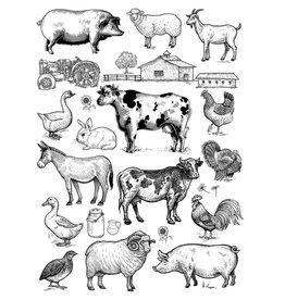 Sanbao Farm Animals