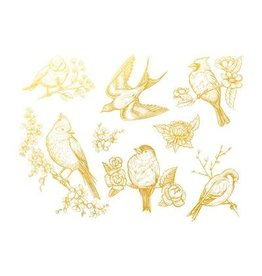 Sanbao Gold Birds