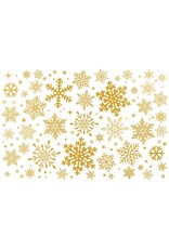 Sanbao Gold Snowflake