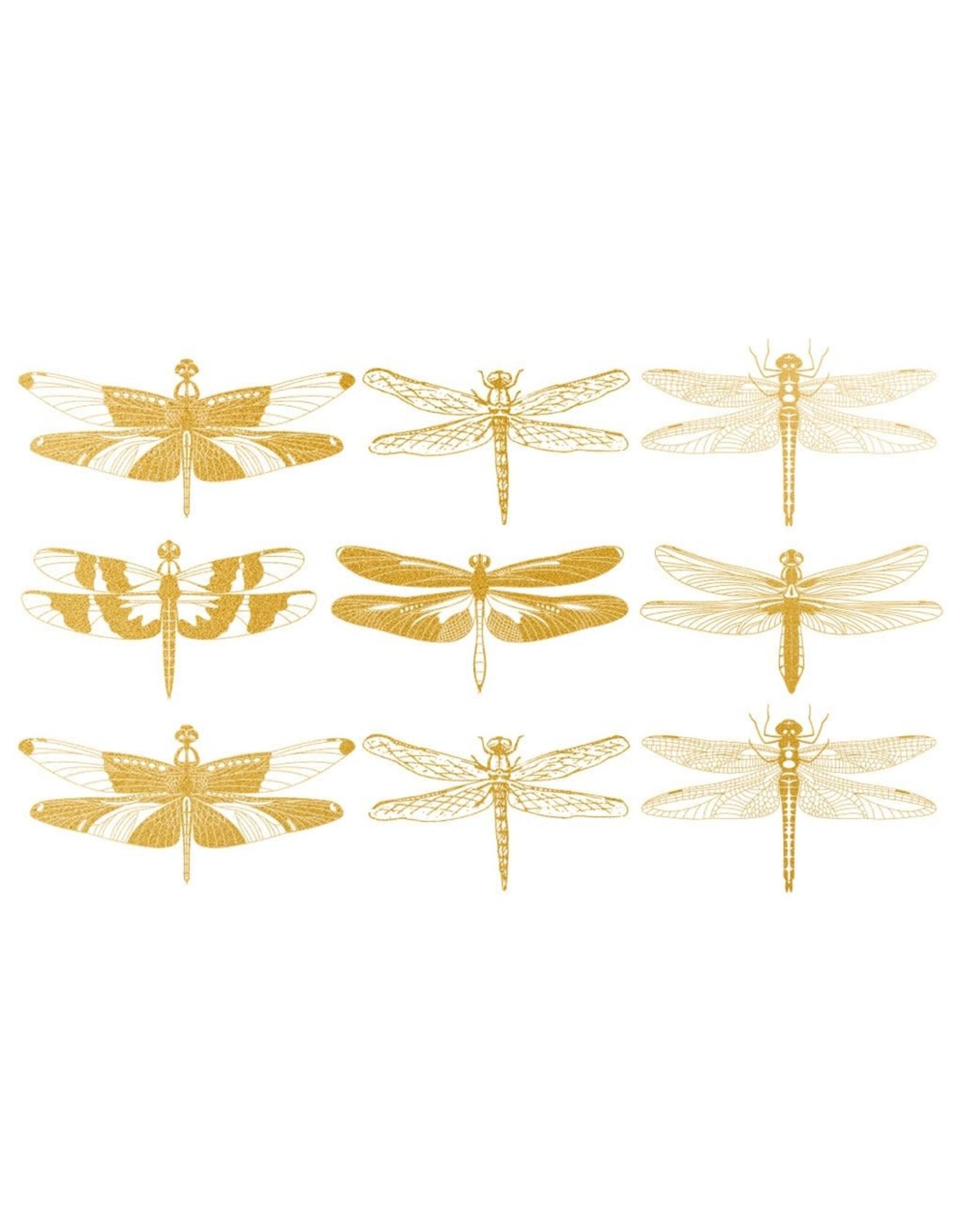 Sanbao Gold Dragonfly