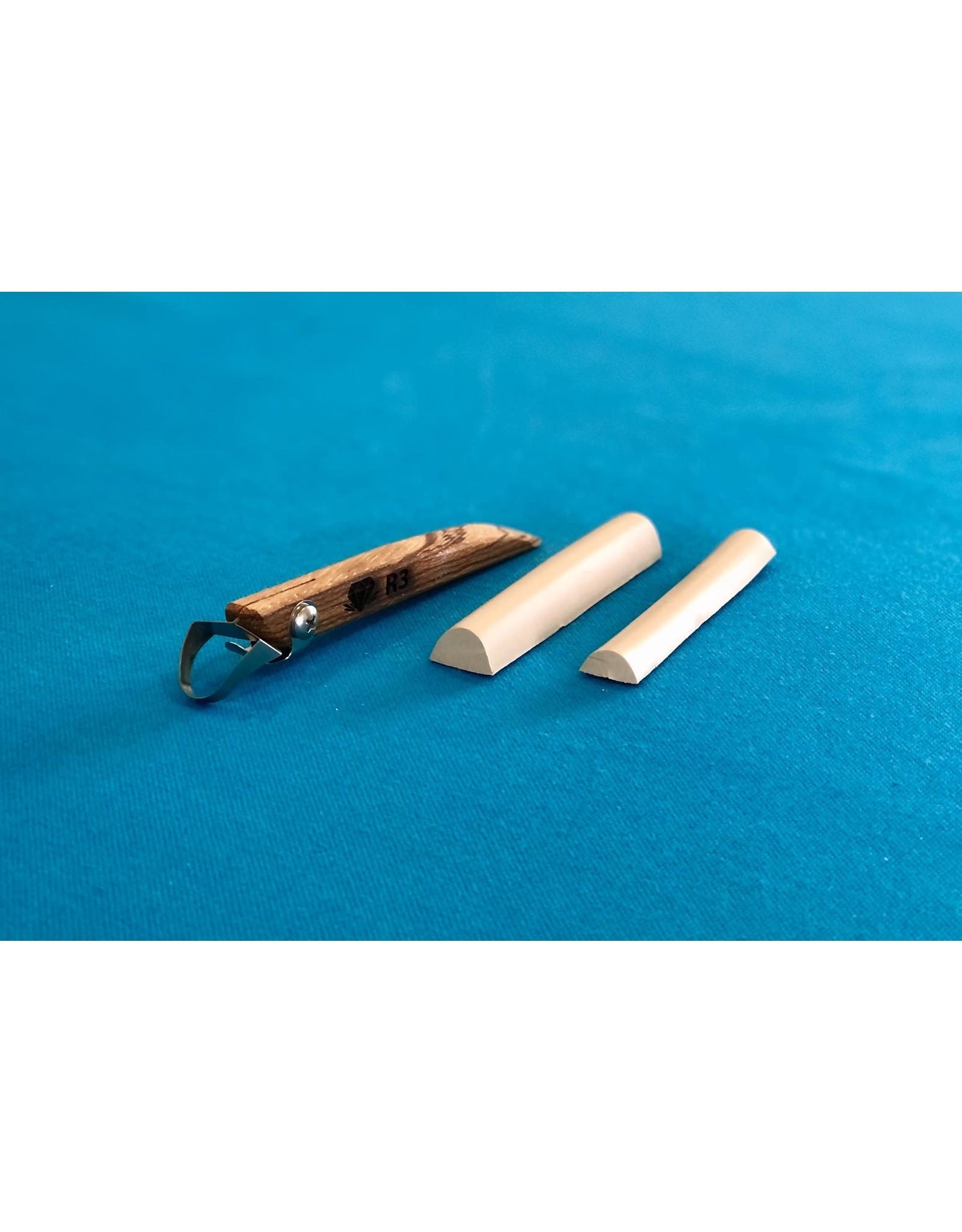 Diamond Core Tools (R3)  U Shaped  Handheld Clay Extruder