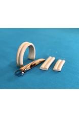 Diamond Core Tools (R9) Double Round  Handheld Clay Extruder
