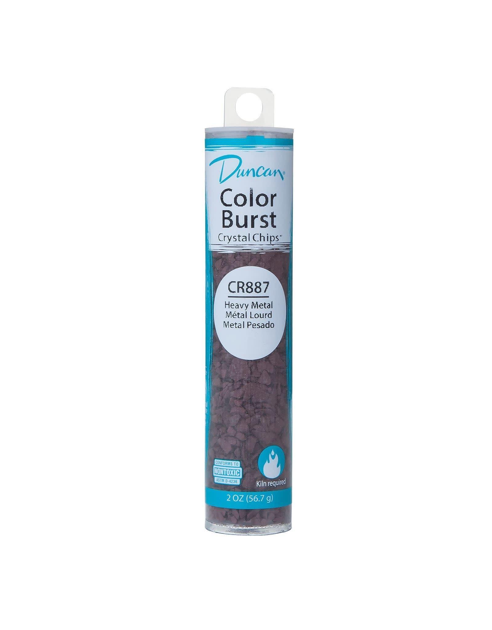 Duncan Heavy Metal Colour Burst Crystal Chips