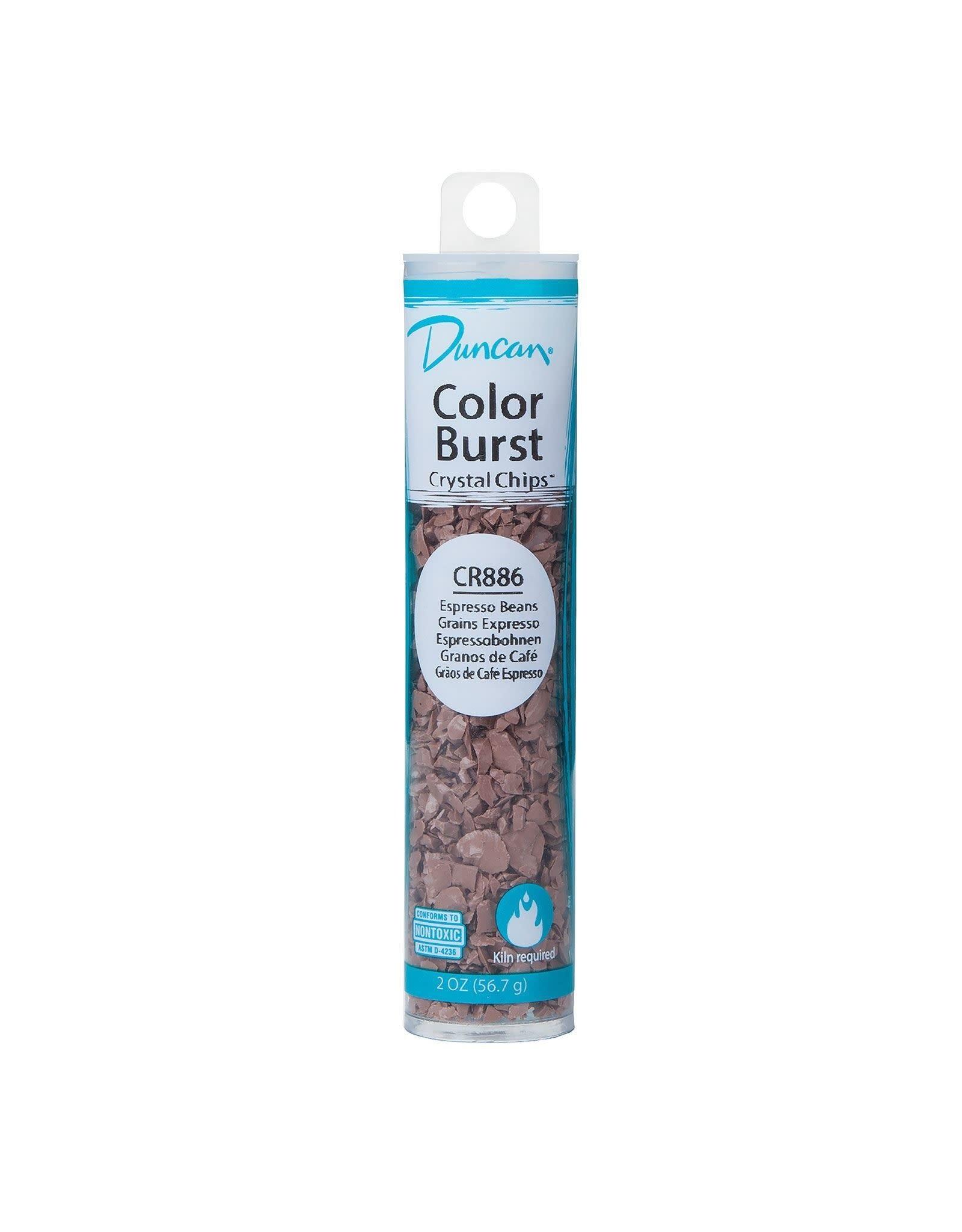 Duncan Espresso Beans Colour Burst Crystal Chips