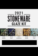 Mayco 2021 Stoneware Glaze Kit