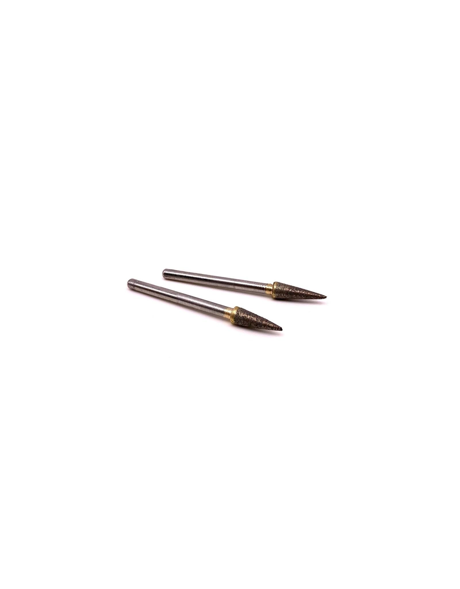 Diamond Core Tools Rotary tool - Slim cone (D11) 80 Grit