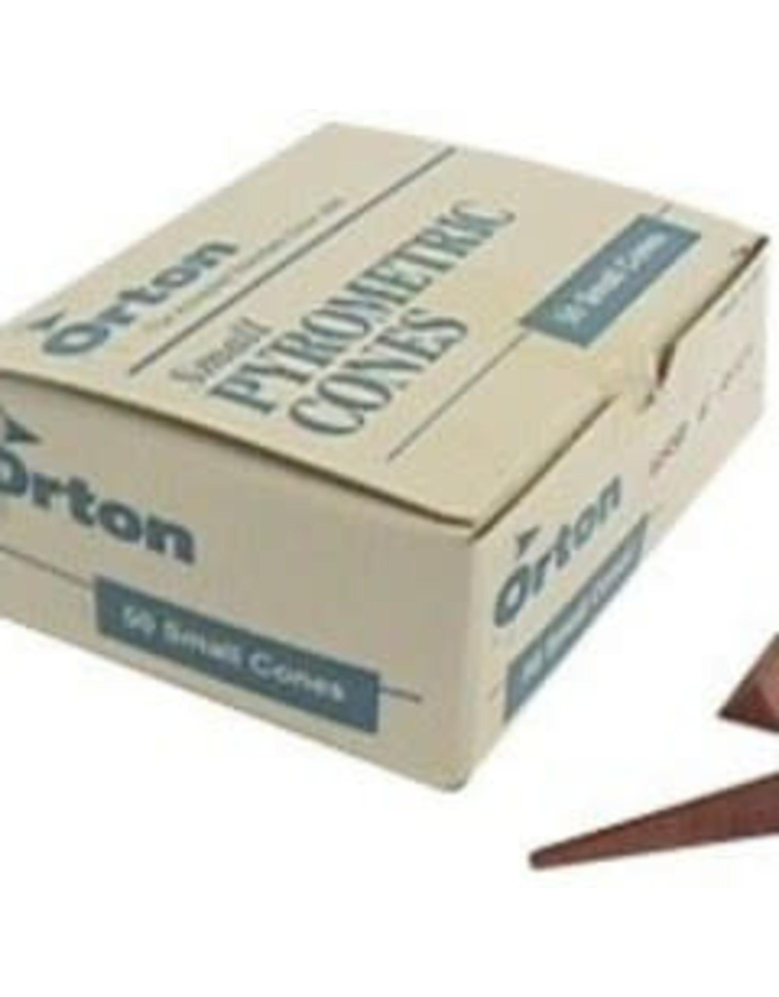 Orton small cone 018 (x50)