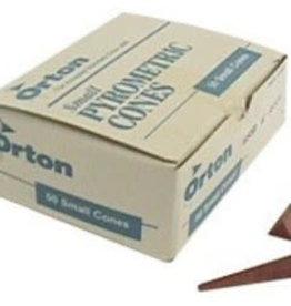 Orton small cone 3 (x10)