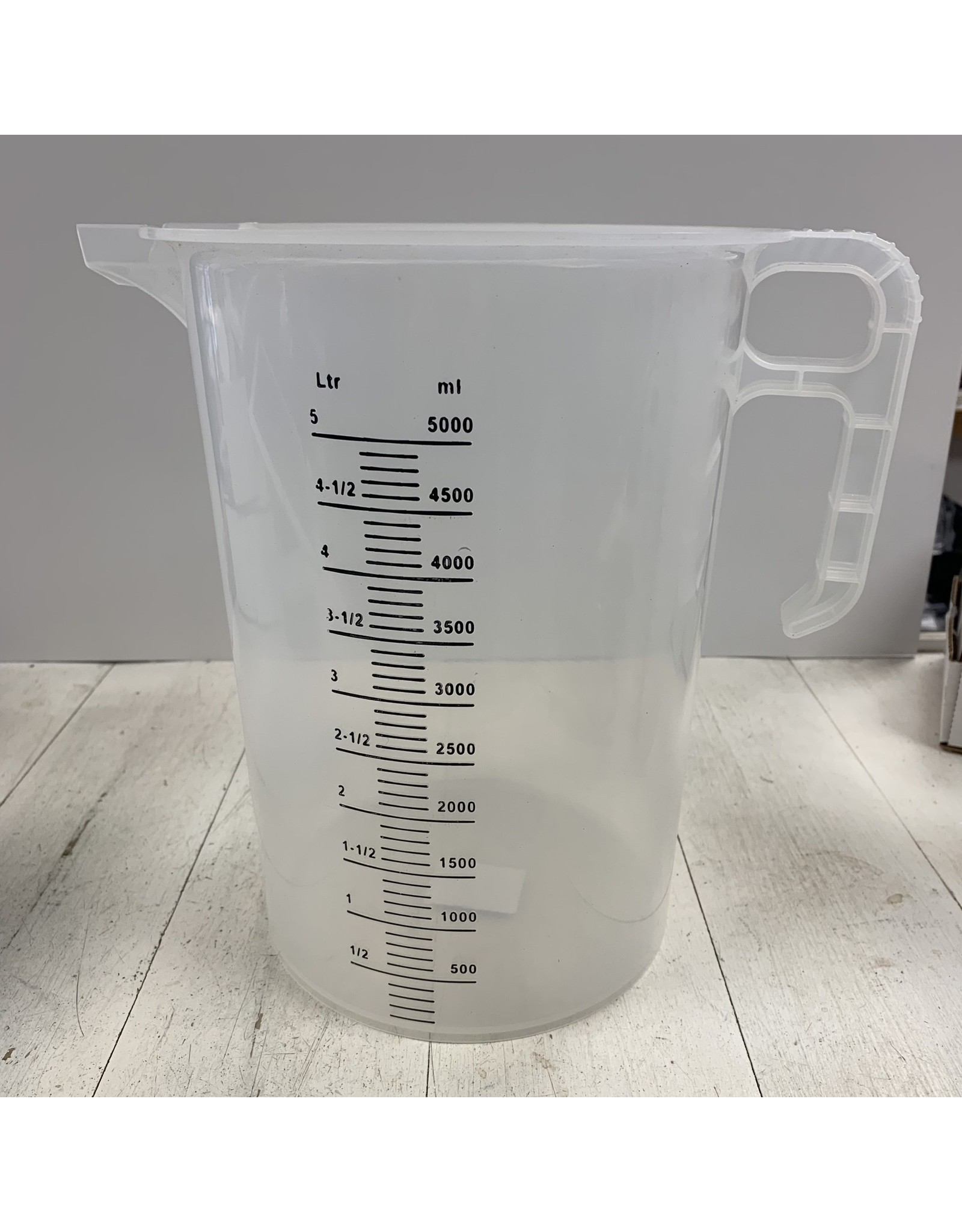 Pro Measuring Jug 5ltr