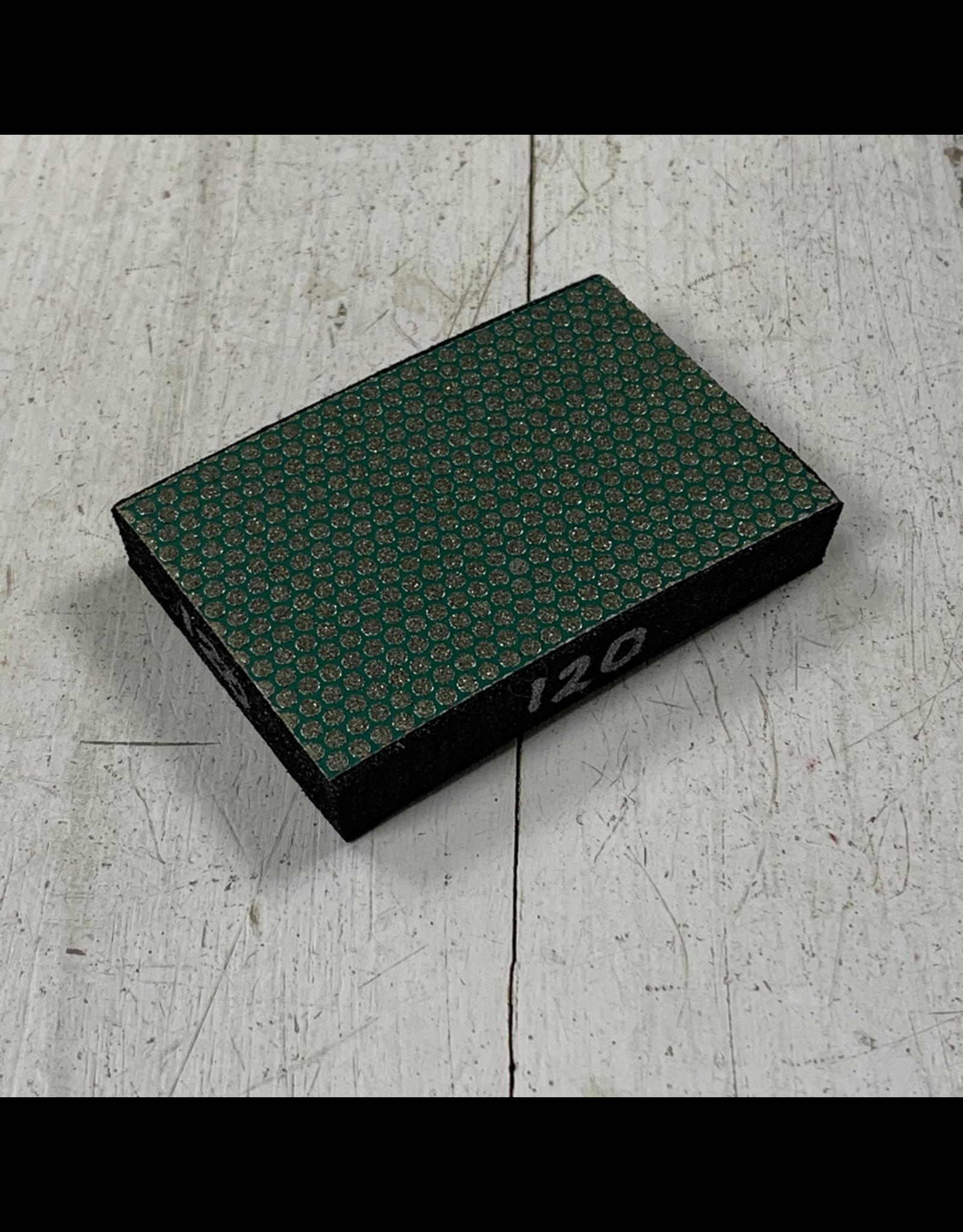 Diamondcore Tools Semi-flex Diamond Pad 120