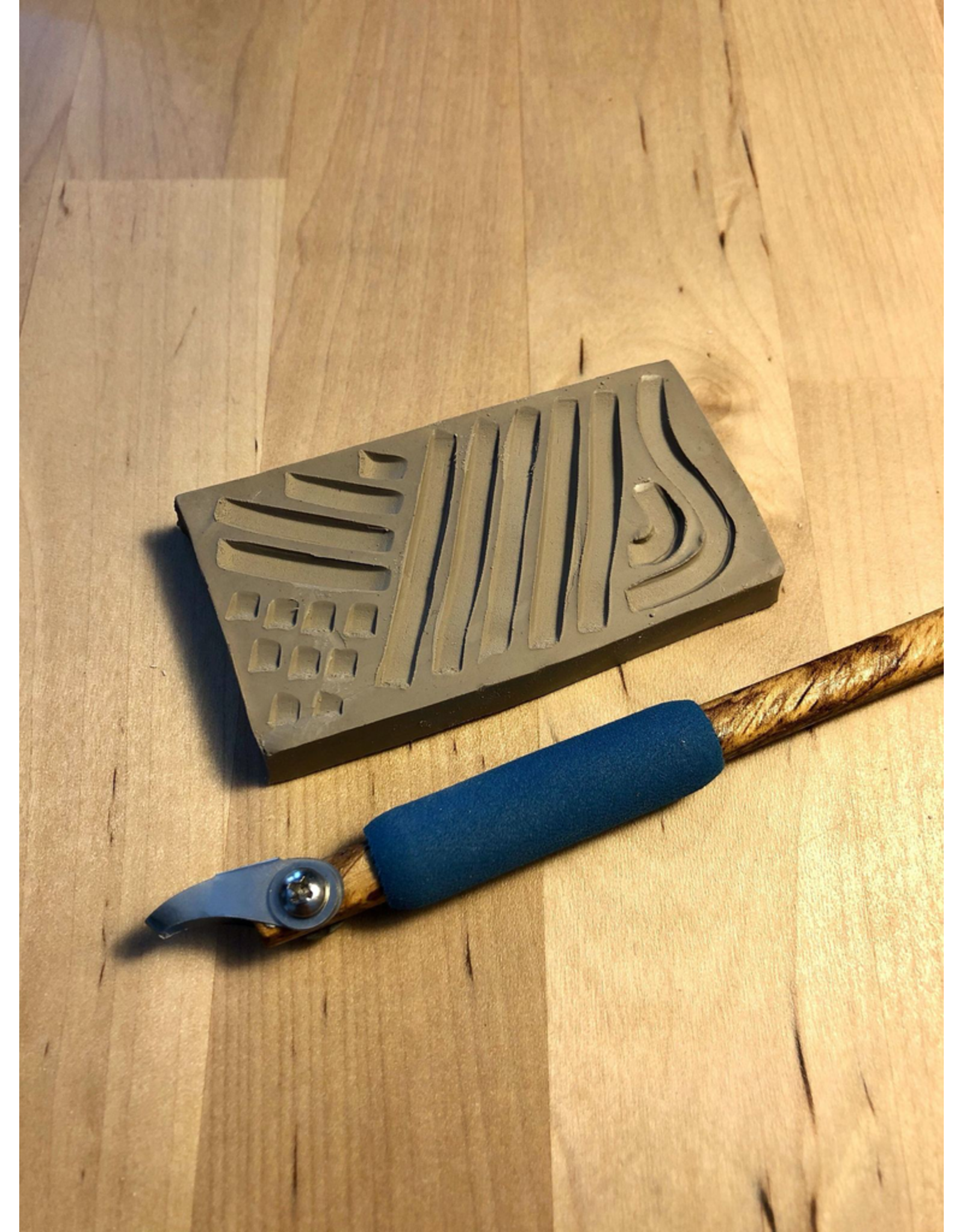 Diamondcore Tools Curved Square Tip 3mm (P15) Pencil carver