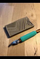 Diamondcore Tools Curved U Tip 1mm (P13) Pencil carver