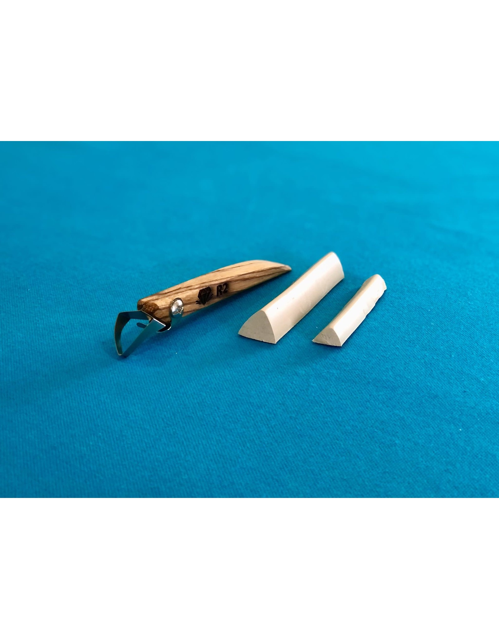 Diamondcore Tools (R2) Triangle  Handheld Clay Extruder