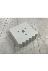 Pyrotec Refractory Stand 60 x 60 x 15 mm