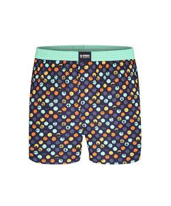 Happy Shorts Wijde Boxershort Polka Stippen