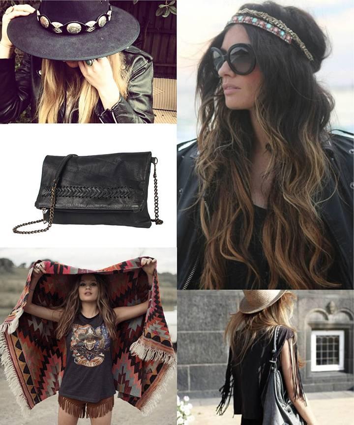 Women who wear black, lead colourfull lives...