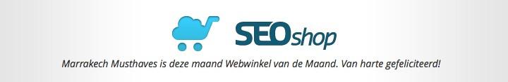 Webshop van de maand @ SEOshop