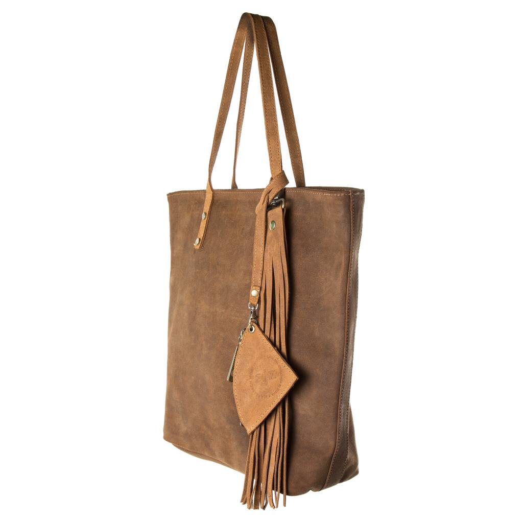 20f5bc64f1b Farah leather shopper - Marrakech Musthaves