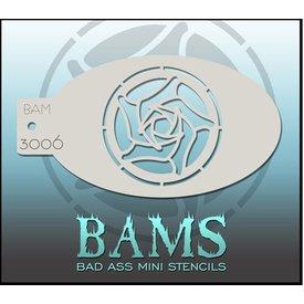 Badass Stencils 3006