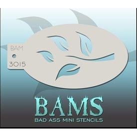 Badass Stencils 3015
