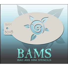 Badass Stencils 3018