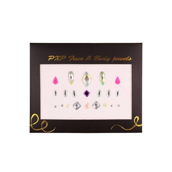 Face & Body jewels 18206