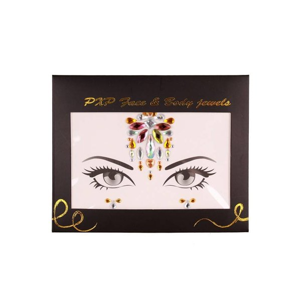 Face & Body jewels 18209