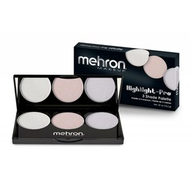 Mehron Highlight- pro palette Cool