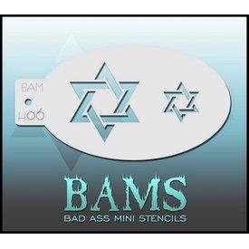 Badass Stencils BamH06