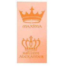 Schminksjabloon Koning Willem