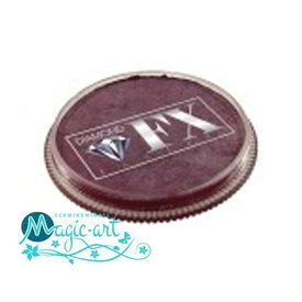 DiamondFX Metallic Red lilac MM1725