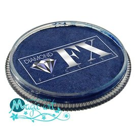 DiamondFX Face-art Metallics Blue mm1600