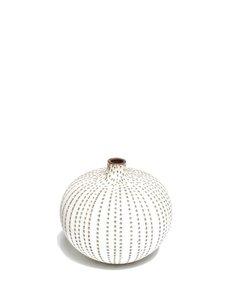 Lindform Lindform - Bari Small Brown Dots - 6 cm hoog