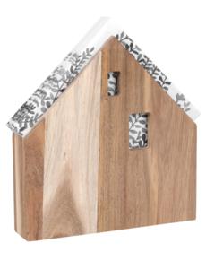 Räder Räder -  Napkin House large acaciahout - (servetmaat 33x33cm)