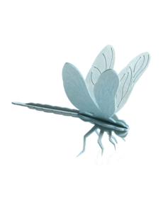 Lovi Lovi Libel 10 cm Lichtblauw Berkenhout