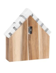Räder Räder -  Napkin House small acaciahout - (servetmaat 25x25cm)