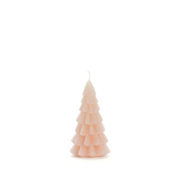 Rustik Lys Rustik Lys – Kerstboom kaars – Skin – 6x12cm