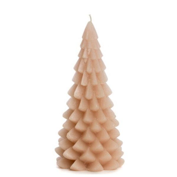 Rustik Lys Rustik Lys – Kerstboom kaars – Skin – 10x20cm